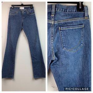 Anthro. paperdenim&cloth blue fusion boot cut jean